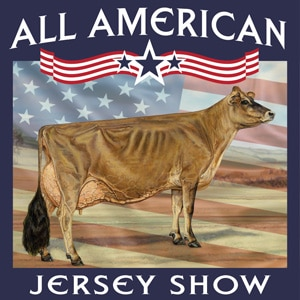 The All American Logo