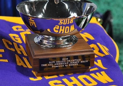 GJPI Trophy - Open Show